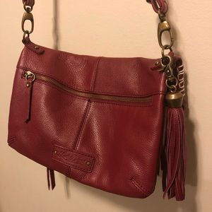 Red Lucky Brand Purse